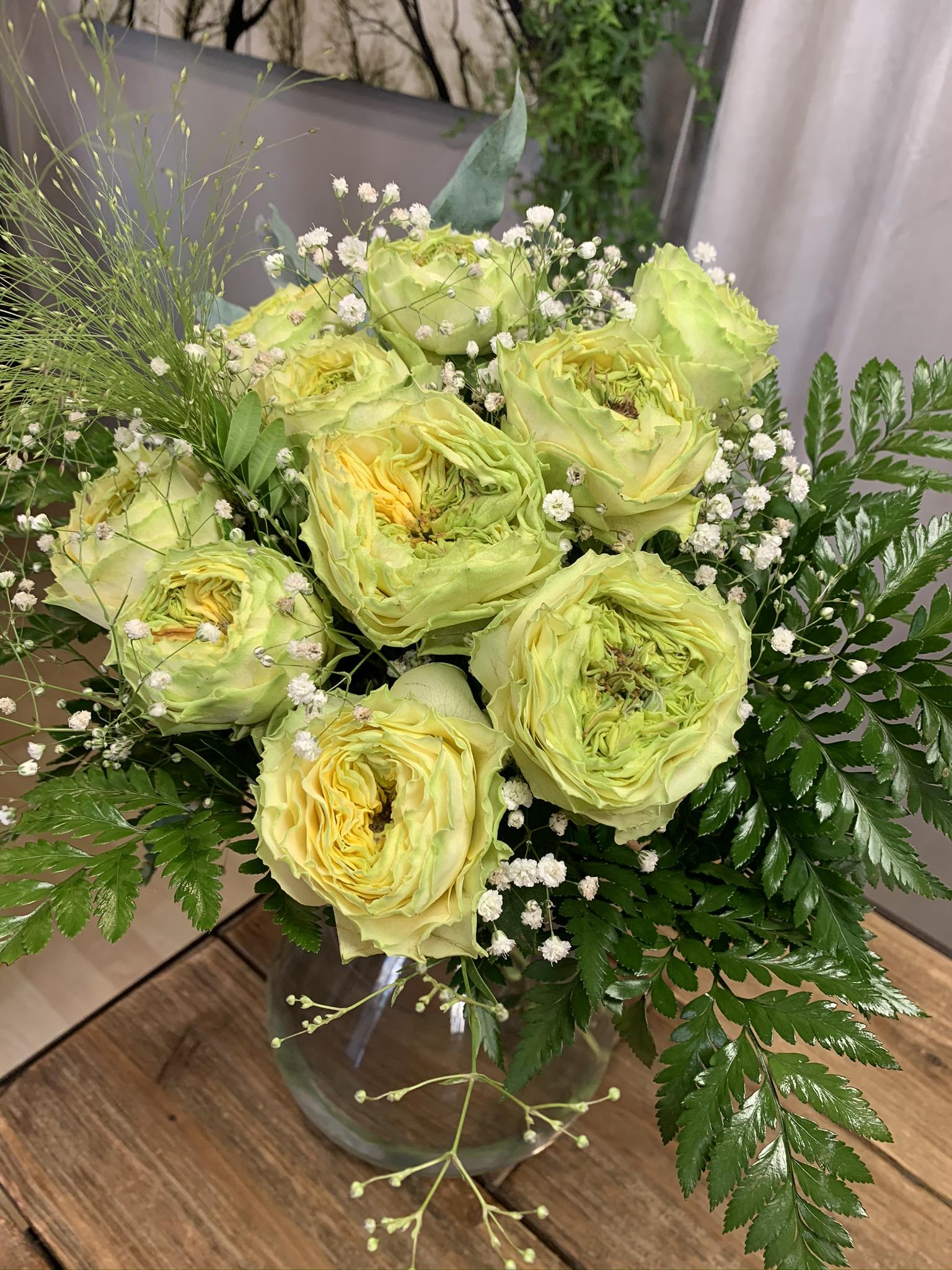 calidad en las flores